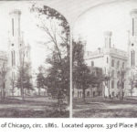 University of Chicago, circa 1861