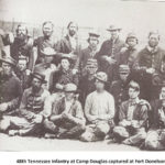 48th Tennessee Infantry at Camp Douglas