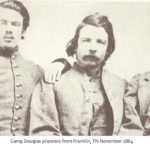Camp Douglas prisoners from Franklin, TN, November 1864