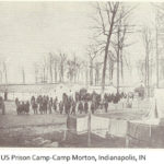 US Prison Camp - Camp Morton, Indianapolis, IN